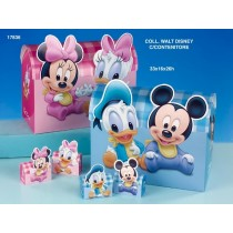 Portaconfetto Disney Minnie Paperina rosa