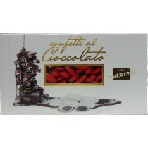 Confetti al cioccolato rossi