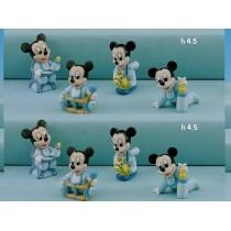 Bomboniera Disney Topolino baby cm.4,5
