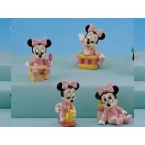 Bomboniera Disney Minnie baby cm.4,5