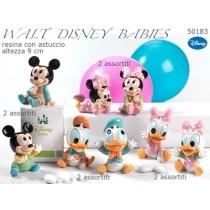 Bomboniera Disney cm.9 in scatola regalo con confetti e bigliettino