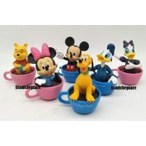 Bomboniere Disney assortite complete di confetti e bigliettino