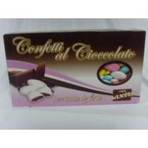 Confetti al cioccolato multicolor