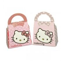 Portaconfetti Hello Kitty fai da te borsetta