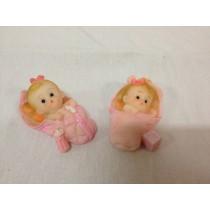 Baby rosa o celeste fai da te cm.6