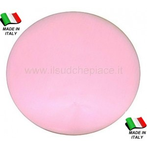 50 PEZZI TULLE ROSA MADE IN ITALY