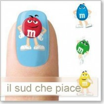 "STICKERS NAIL ART UNGHIE ""SMARTIES"""